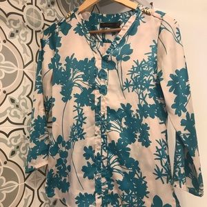 The Limited Women's Blouse Work Career Size XS